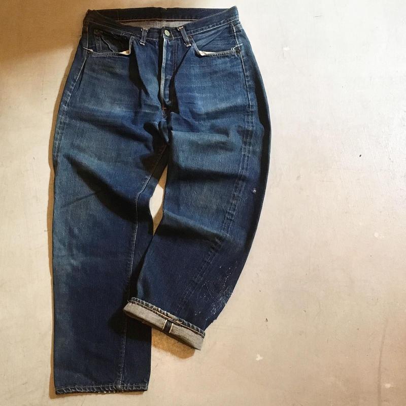 1960's Levi's 501 Big E Type S Denim Pants