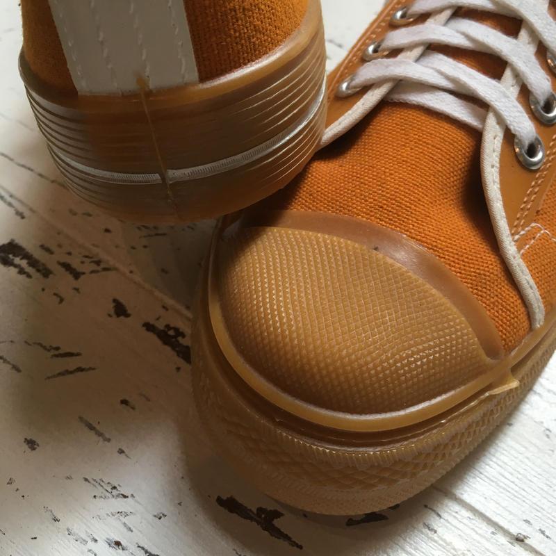 1960's Unknown Canvas Sneaker Deadstock
