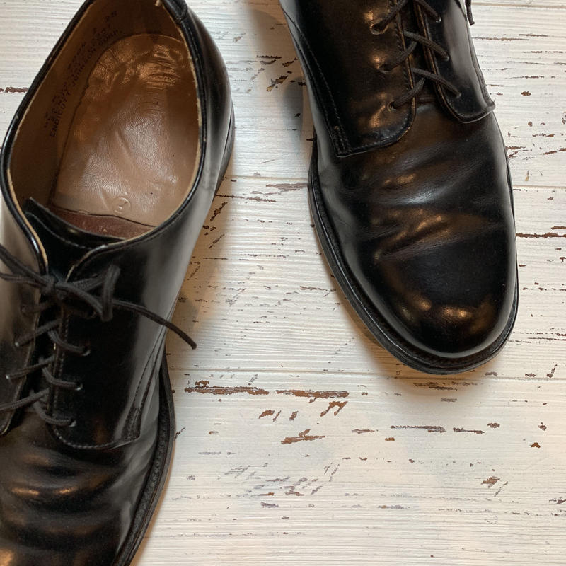 1970's US.NAVY Service Shoes