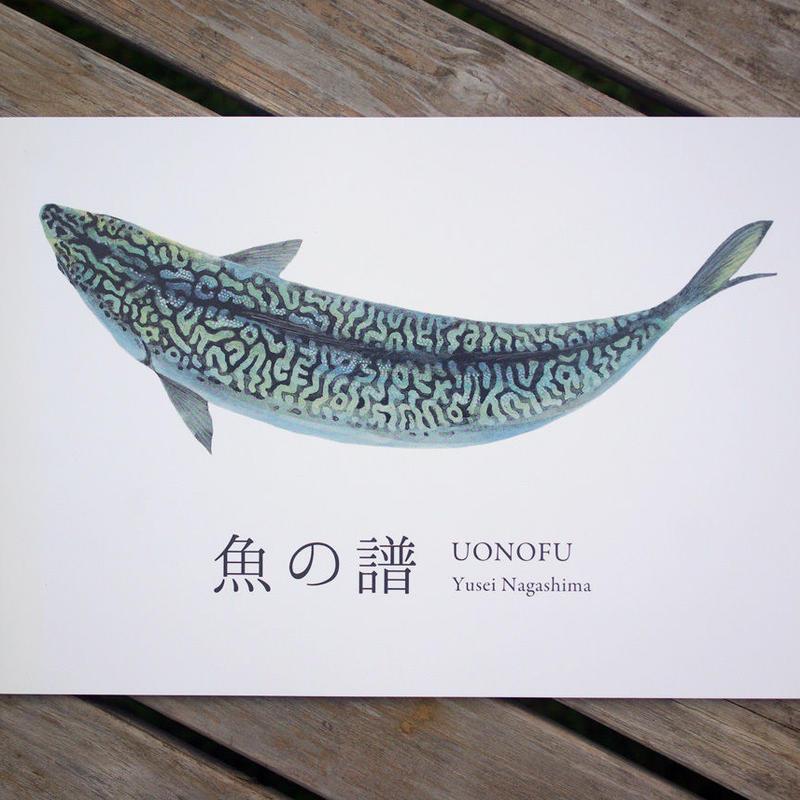 ブックレット『魚の譜』