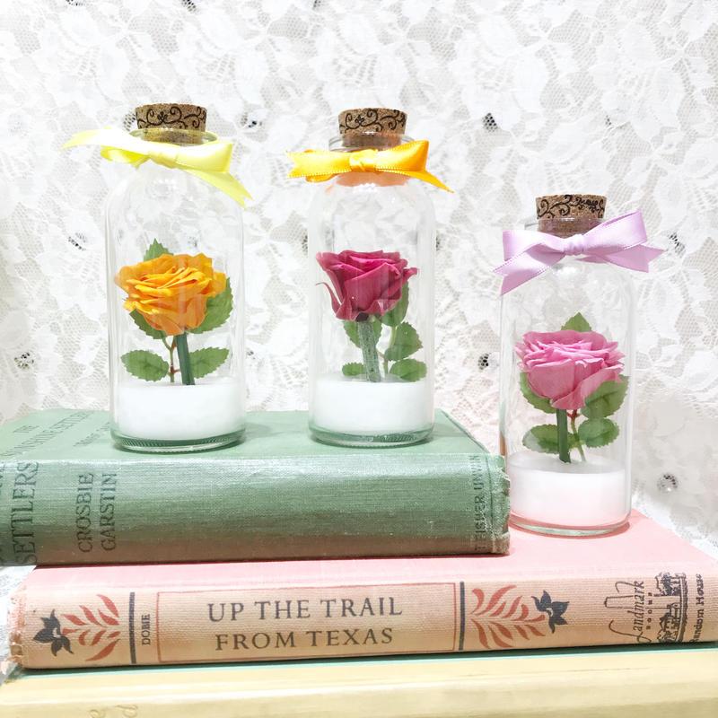 花ギフト  ローズドーム ミニ