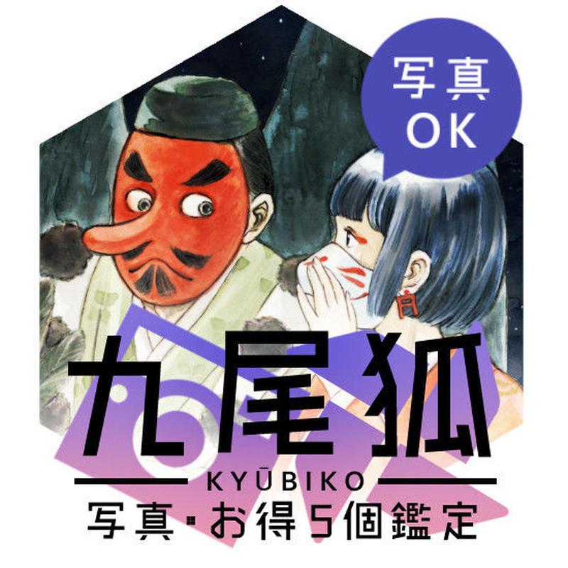 ★ 九尾狐(KYUBIKO):本格鑑定・写真OK・質問5個 ※一番はやく・詳しい鑑定+写真OK+質問5個OK!+1回追加質問が可能