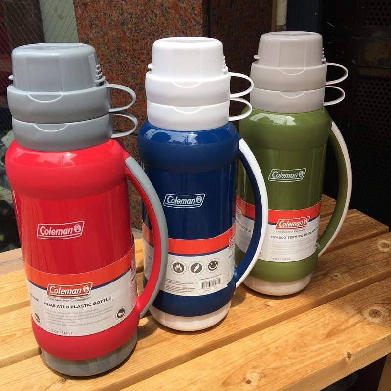 コールマン プラスチック ボトル