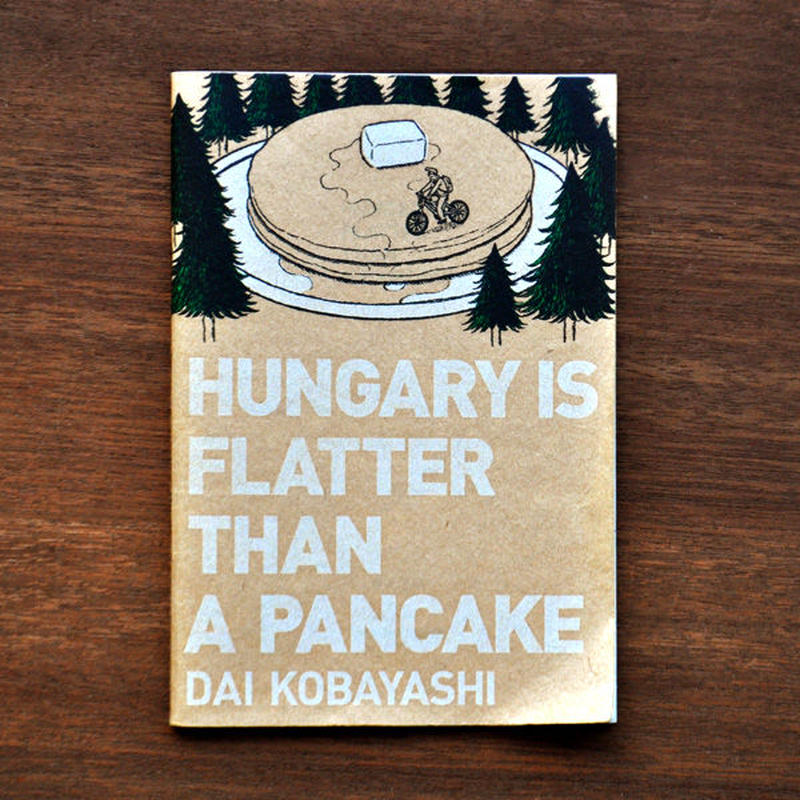 HUNGARY IS FLATTER THAN A PANCAKE