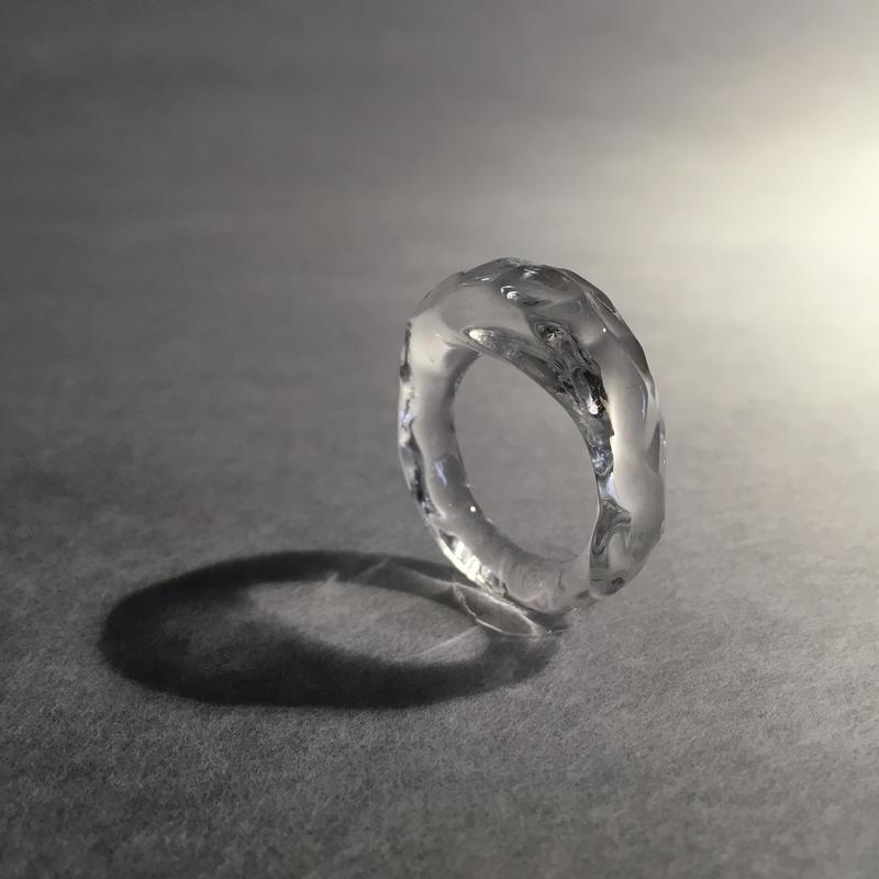 指輪 -Ice circle- ring