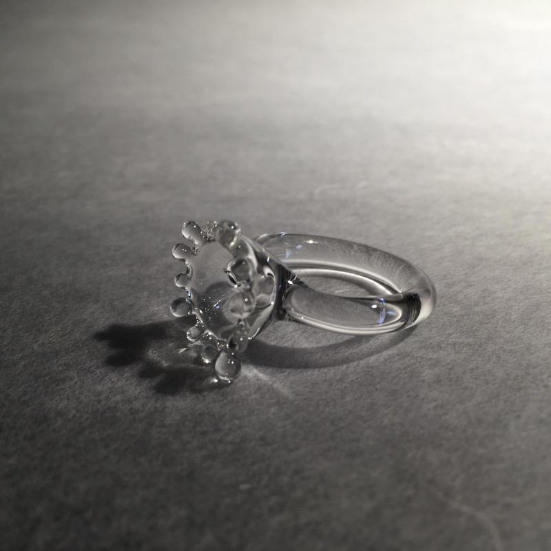 指輪 -Water crown- ring
