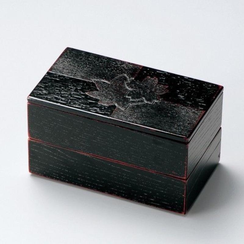 色紙春秋布張 長角弁当(曙)