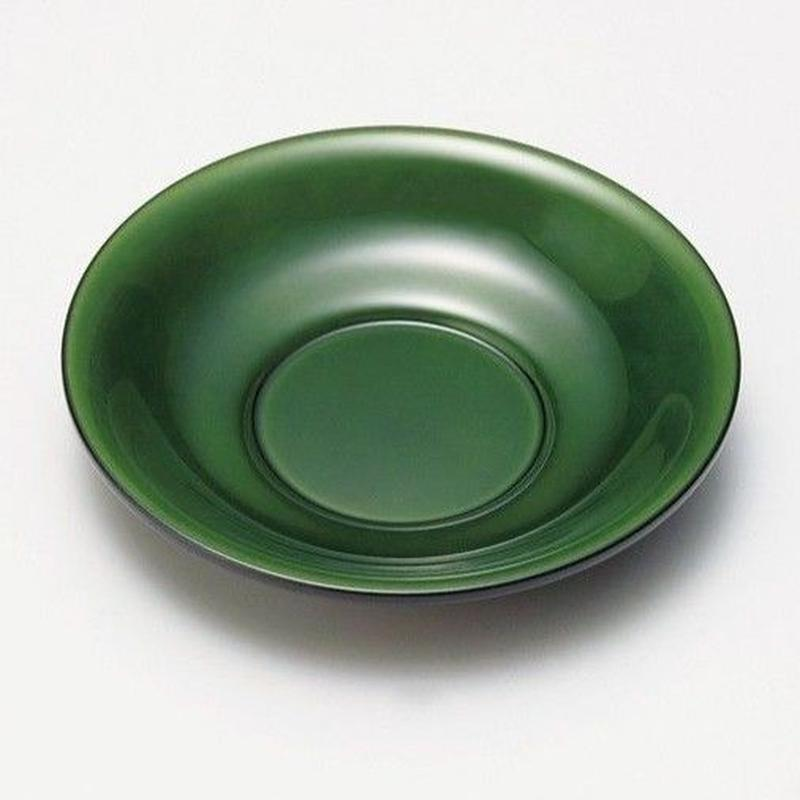 涼 茶托(グリーン)5枚セット
