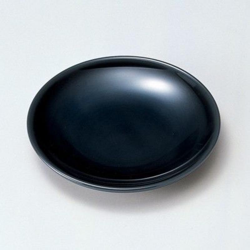 4.5銘々皿(黒)5枚セット