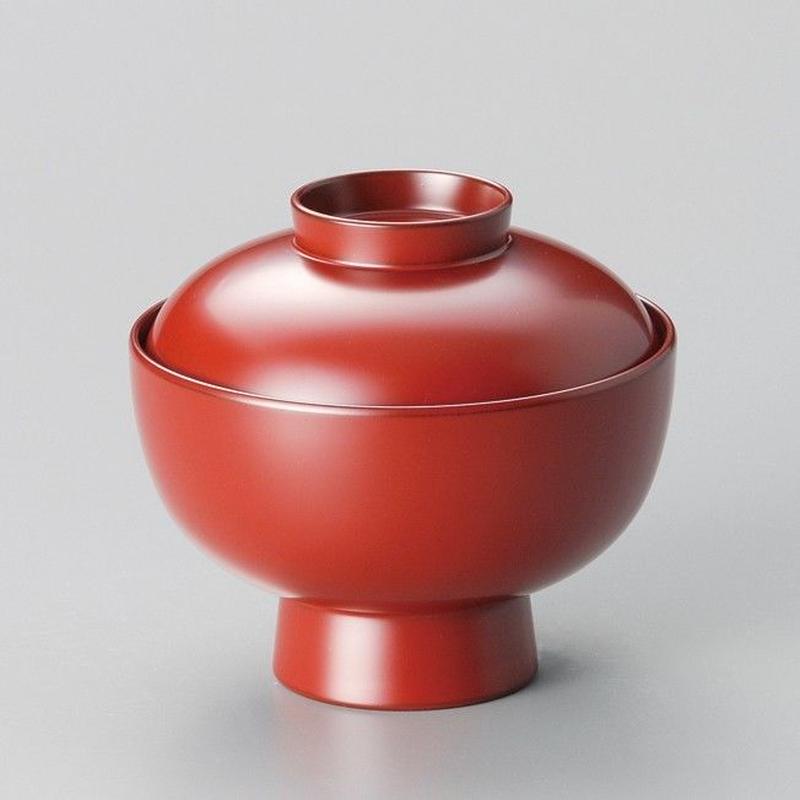洗浄機対応雑煮椀(朱)