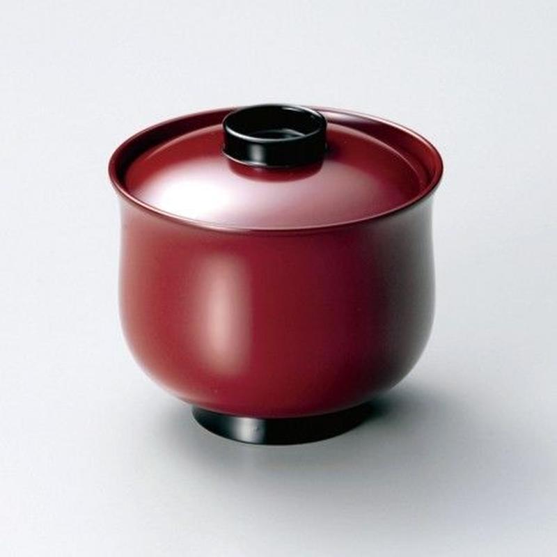 福型小吸物椀(古代朱)5客セット