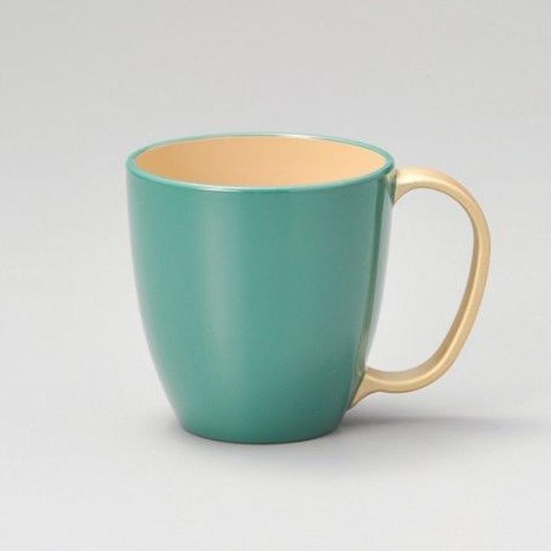 持ち手金 マグカップ