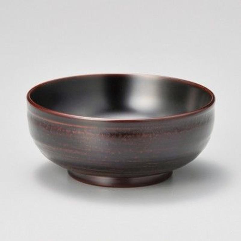 地の粉 スープ椀(溜)