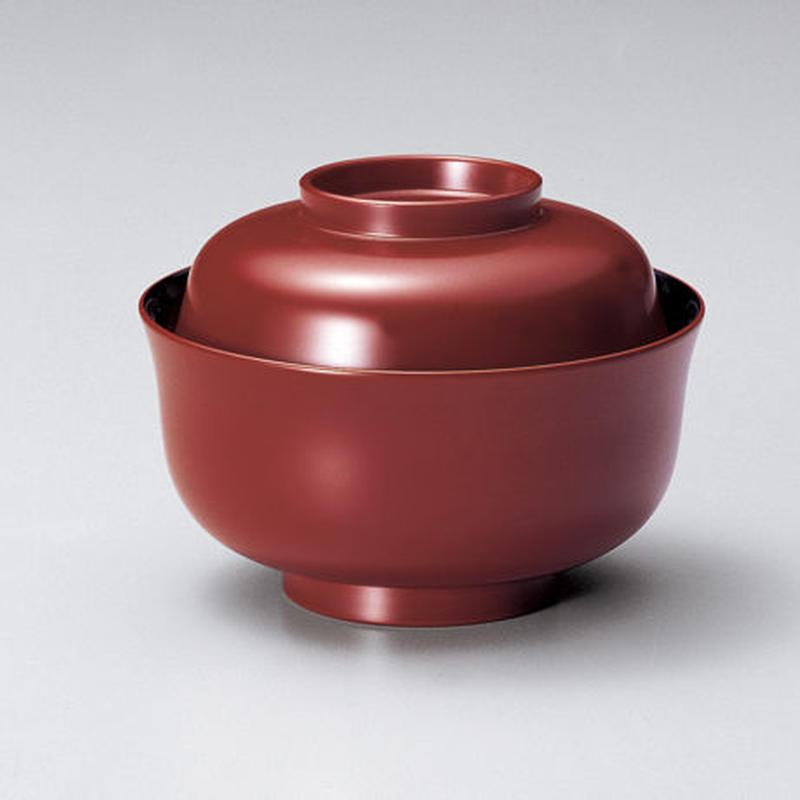 天竜寺 煮物椀(古代朱)