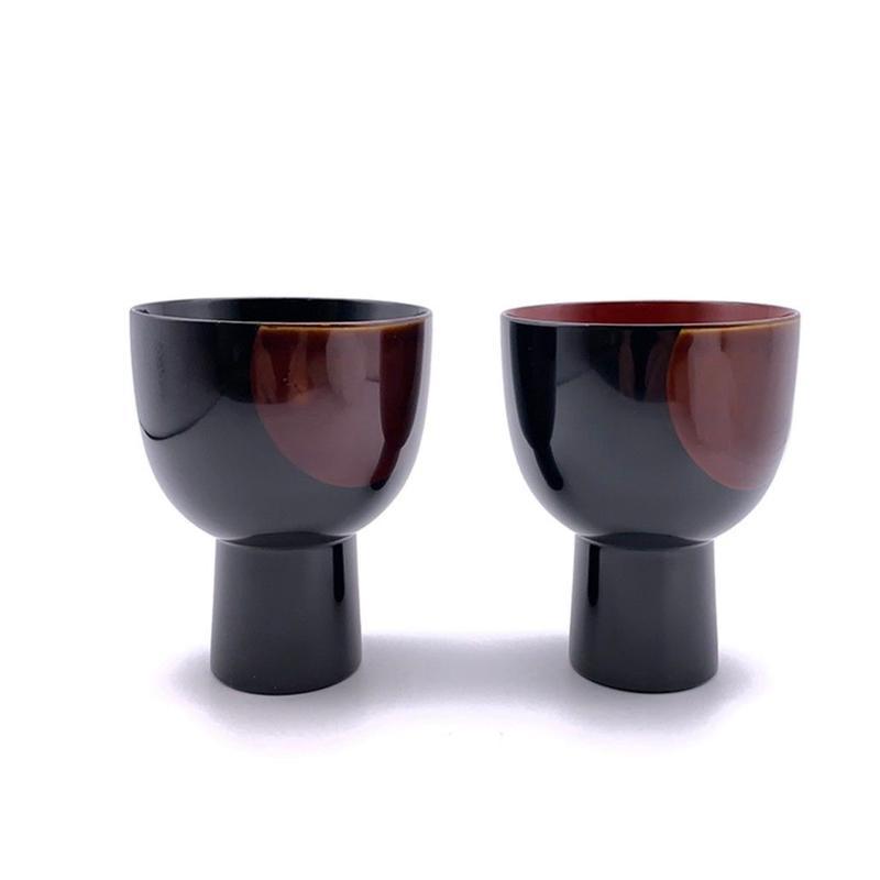 日月白檀 ワインカップペア