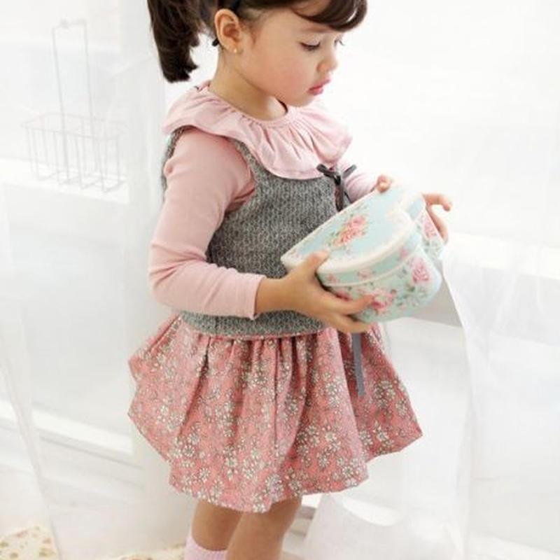 【SALE!】テープフリルTシャツ(ピンク)当店通常価格3150円→