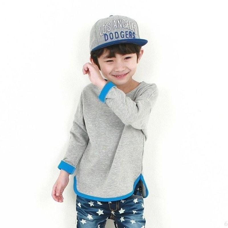 【SALE!】ジェームスブルーラインTシャツ 当店通常価格3465円→