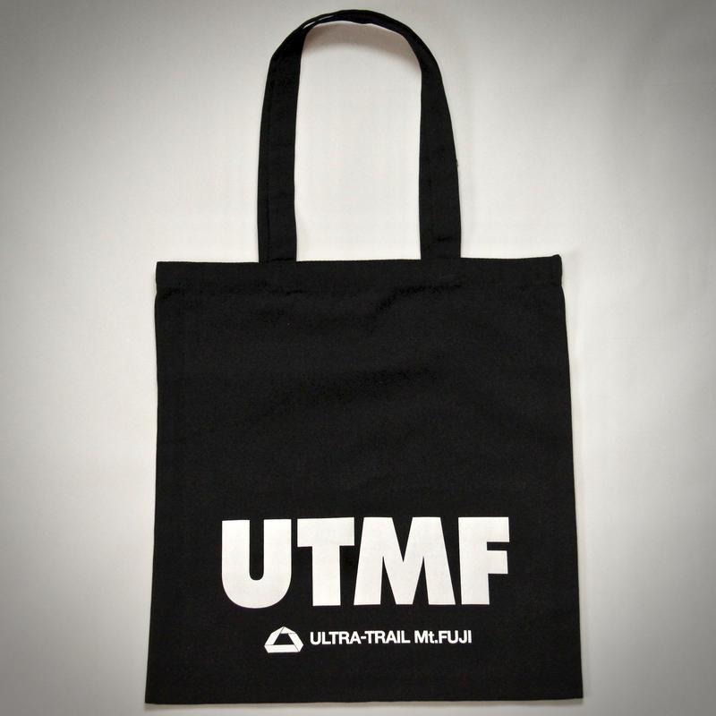 UTMF オリジナルトートバッグ