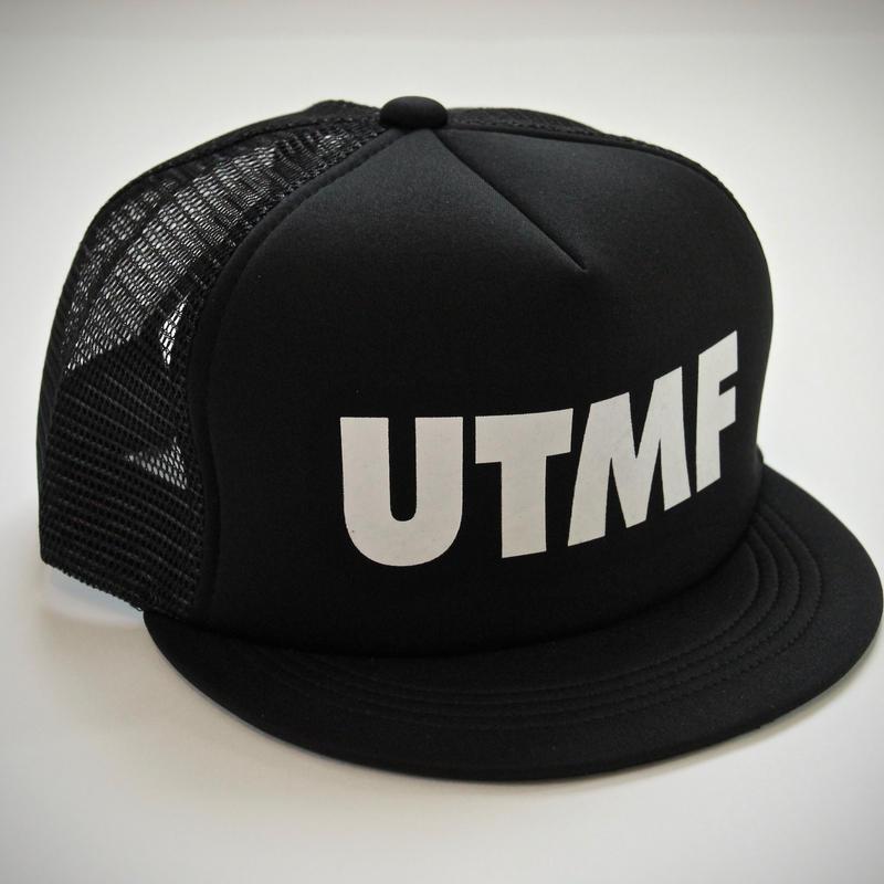 UTMF  メッシュキャップ