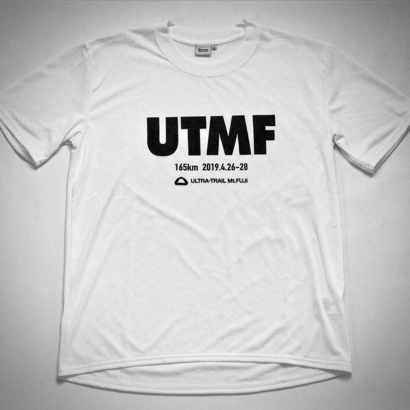 UTMF x BRING Tシャツ 白