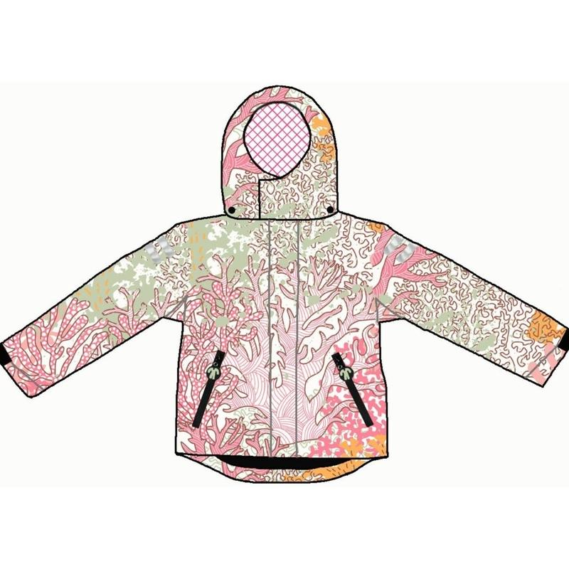 ducksday Detachable fleece & jacket Milsyl