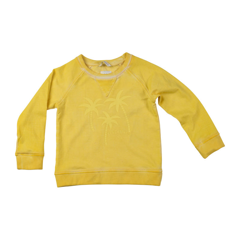 ebbe  Beyond sweater  Tropical yellow