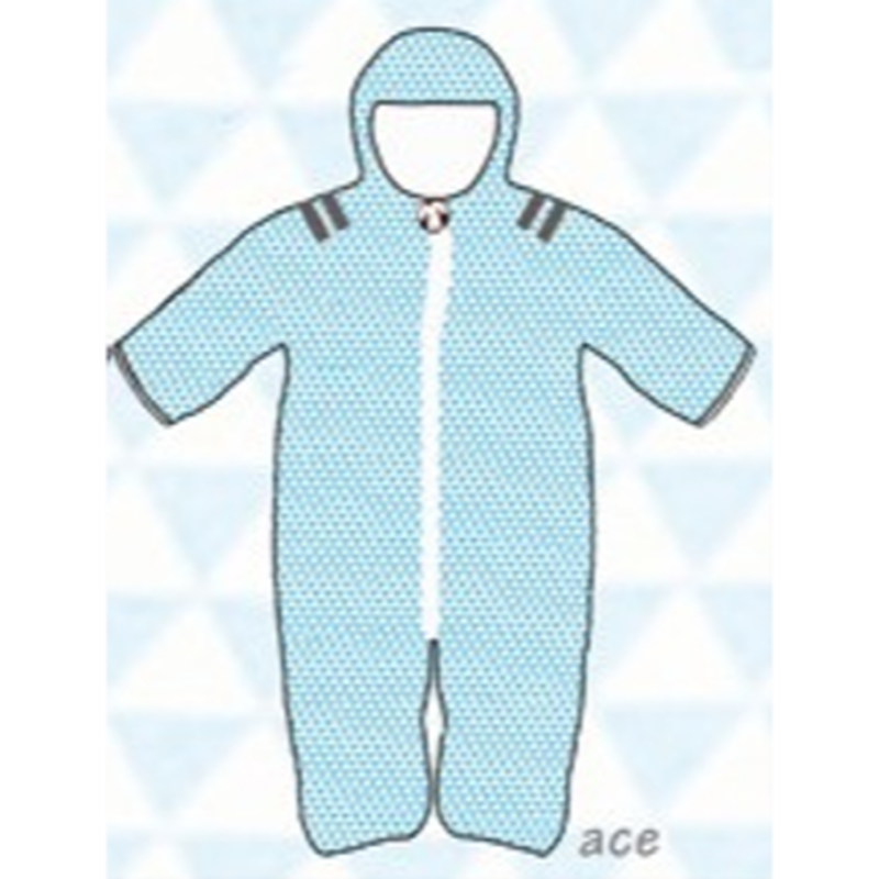 ducksday Baby snow suit Ace (74cm ~92cm )