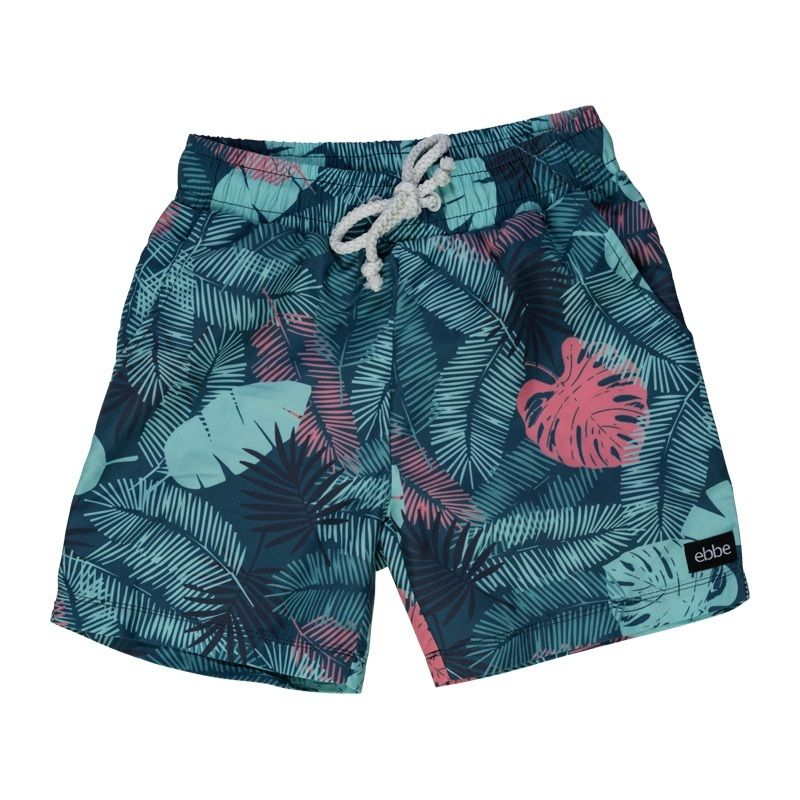 ebbe  Bali swim shorts   Palm leafs