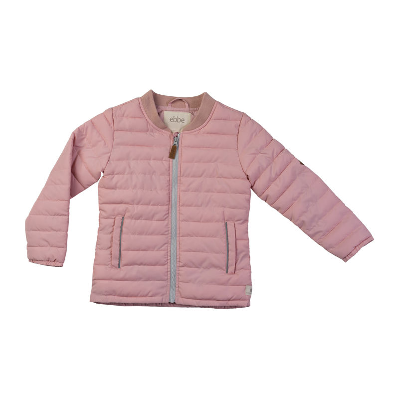 ebbe  Kossima quilted jkt   Frozen pink