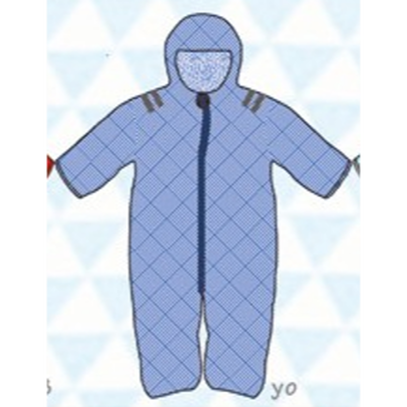 ducksday Baby snow suit yo (74cm ~92cm )