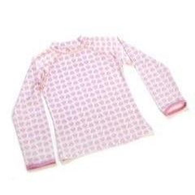 ducksday  T-shirts girl long sleeves  Pink (2y / 4y / 6y)