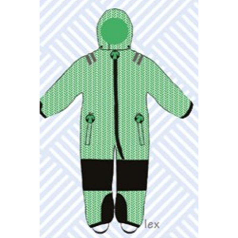 ducksday Toddler snow suit Lex (98-104cm ~ 110-116cm )