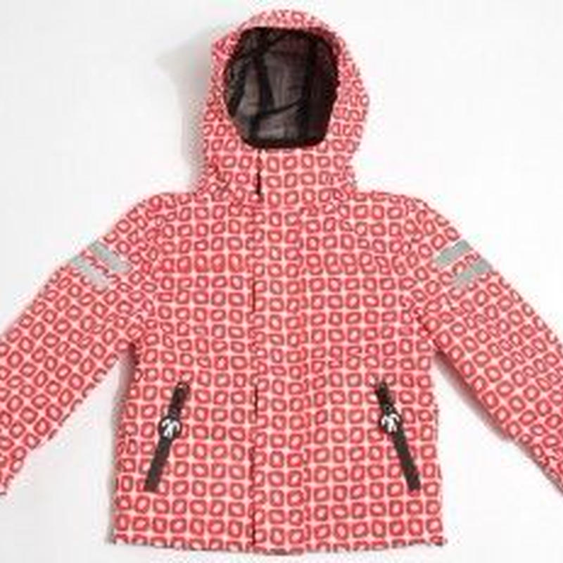 ducksday Detachable fleece & jacket Funky red