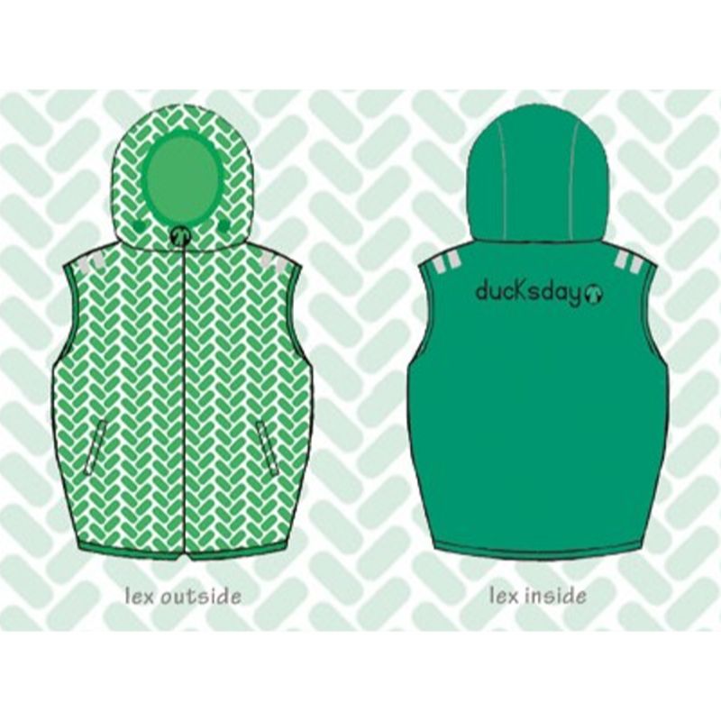 ducksday Body warmers Lex ( 2y / 4y / 6y )