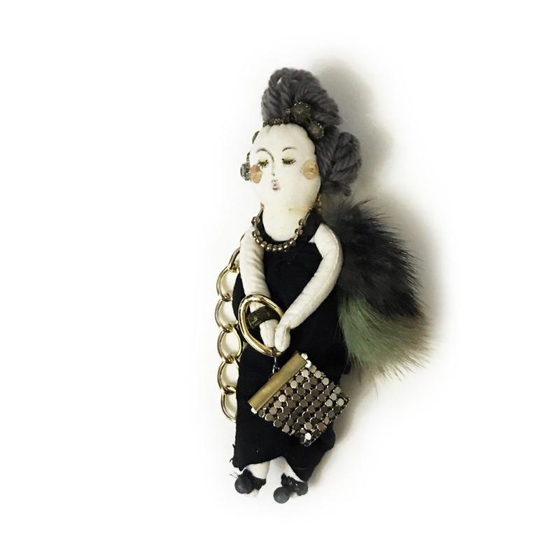 ドールチャーム Suteki no Rutubo-doll-Charlotte