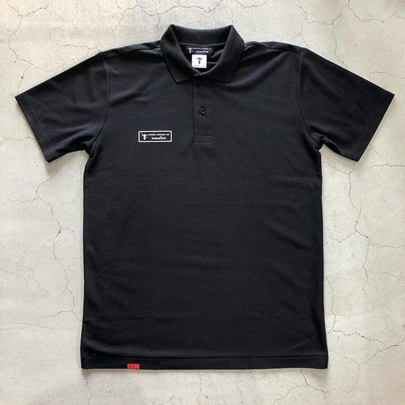 NOSSO SENHOR DO PARAISO Flame Logo Polo-Shirts
