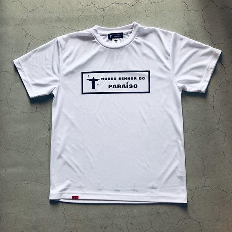 NOSSO SENHOR DO PARAISO Flame Logo Pra-Shirts