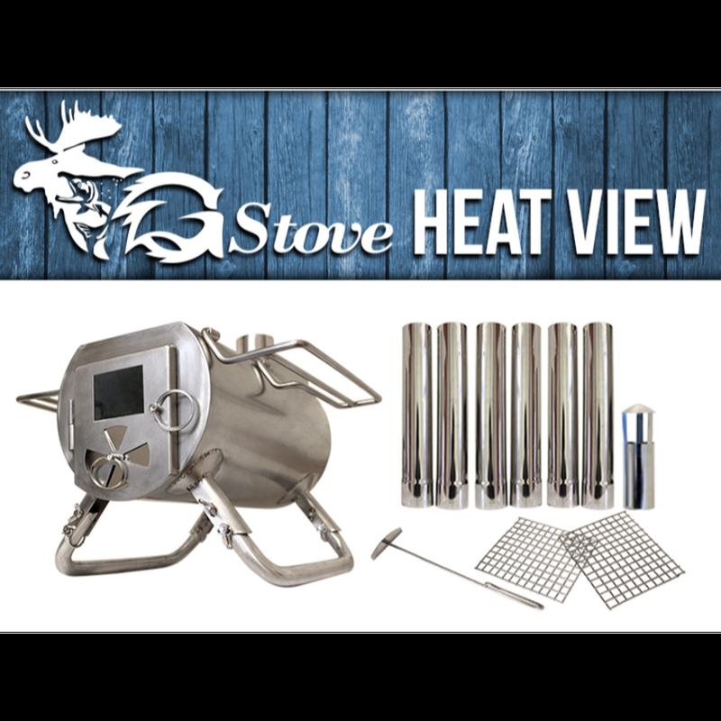 G-Stove Heat View 本体セット