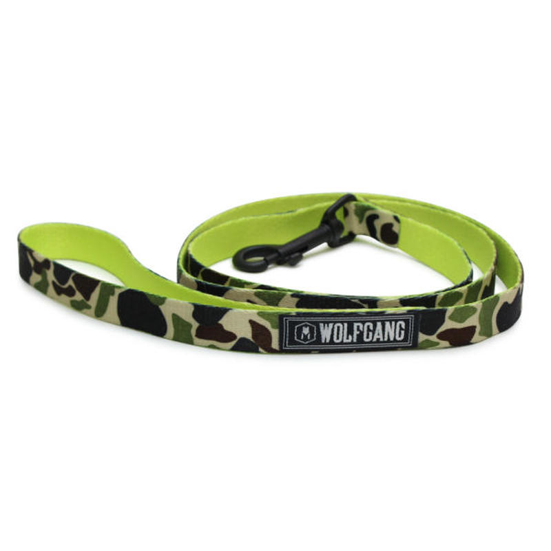 WOLFGANG DuckLime LEASH ( S size )