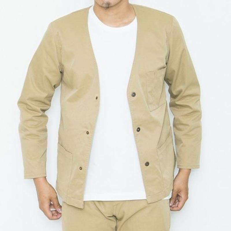 DEEPER'S WEAR FAST PASS ENGINEER JACKET / BEIGE /