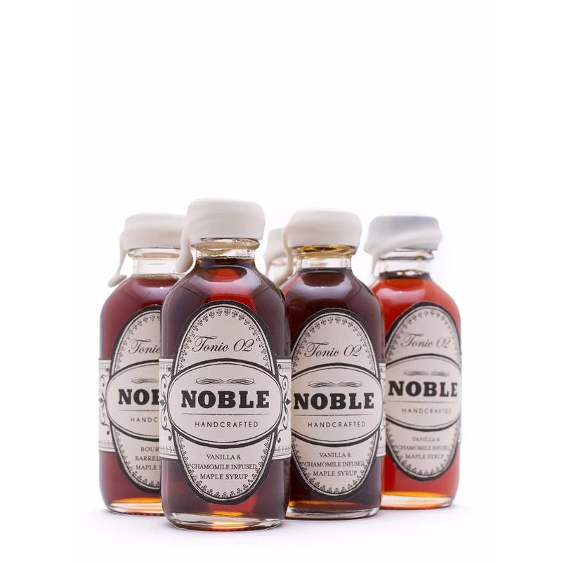 NOBLE HANDCRAFTED, TONIC 02  60ml