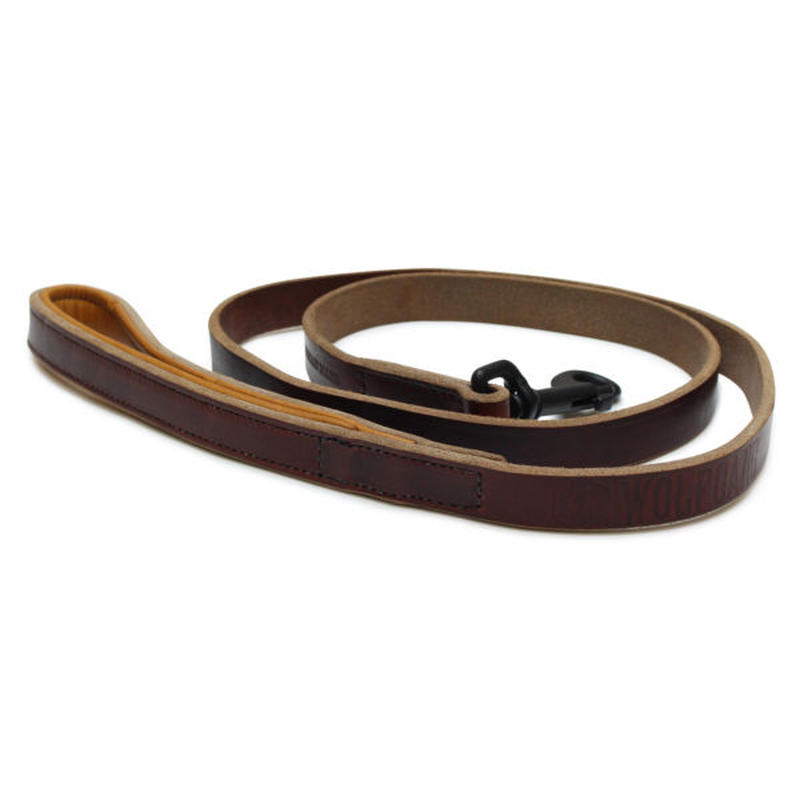 WOLFGANG Horween Leash (M size)