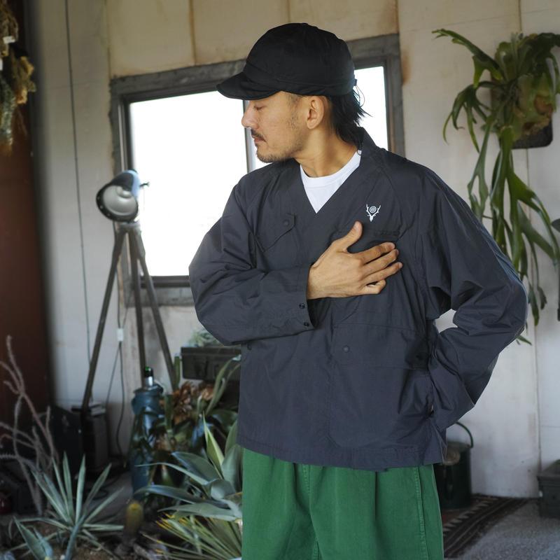 South2 West8, Sherpa Jacket-Nylon Taffeta