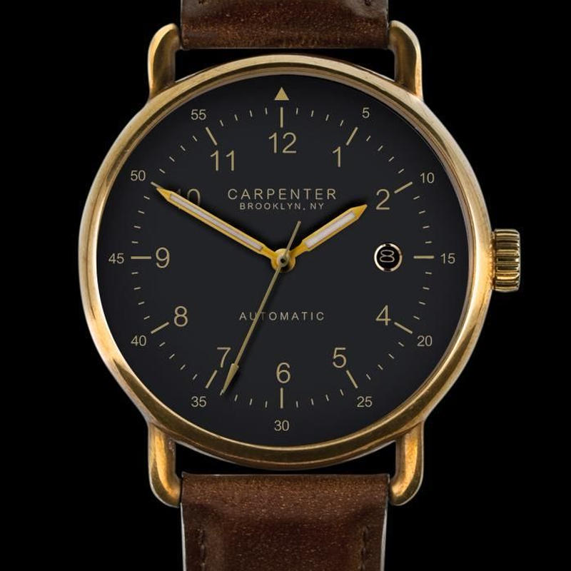 CARPENTER WATCHES, M14 BROOKLYN FIELD
