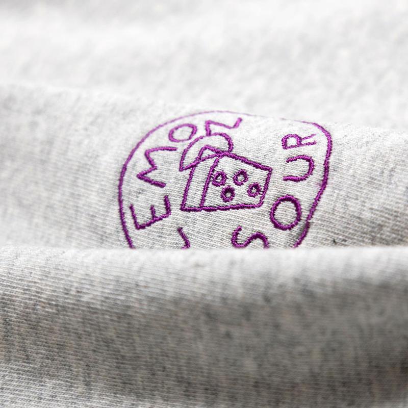 TACOMA FUJI RECORDS, LEMON SOUR designed by Tomoo Gokita Tシャツ