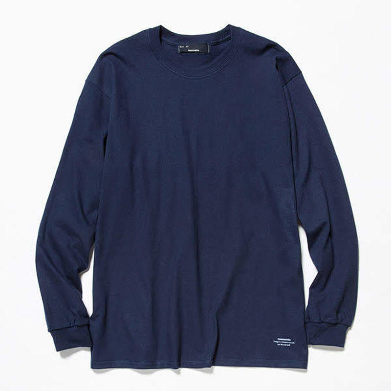 Meanswhile Anti-Stain 2 Pack L/S Tee