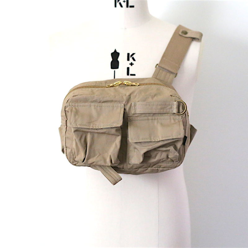 TAKE&SONS Tackle Bag