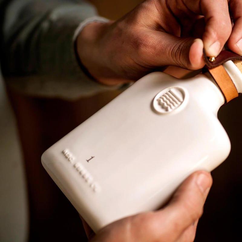 MGCO, Ceramic Flask