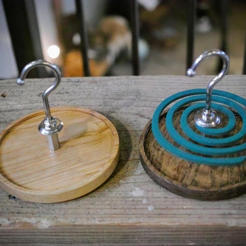 Peregrine Furniture,Mosquito coil holder フック型
