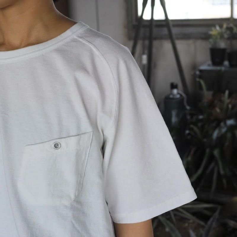 Nigel Cabourn, FREEDOM SLEEVE BIG T-SHIRT
